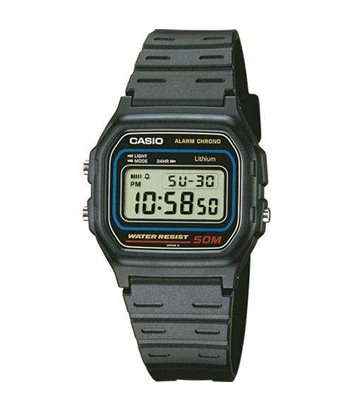 Часы Casio Collection W-59-1VQES