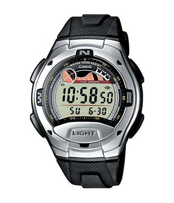 Часы Casio Collection W-753-1AVES