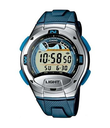 Часы Casio Collection W-753-2AVEF