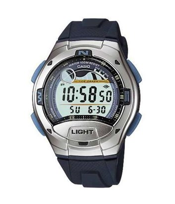 Часы Casio Collection W-753-2AVES