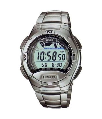 Часы Casio Collection W-753D-1AVES