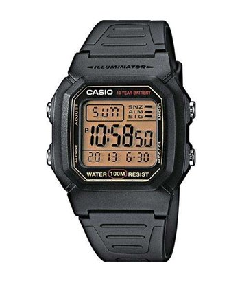Часы Casio Collection W-800HG-9AVES