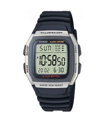 Часы Casio Collection W-96H-1AVEF