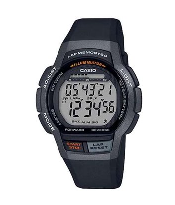 Часы Casio Sports WS-1000H-1AVEF