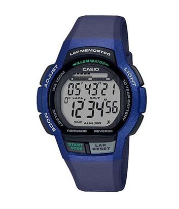 Часы Casio Sports WS-1000H-2AVEF