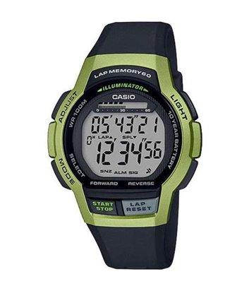 Часы Casio Sports WS-1000H-3AVEF