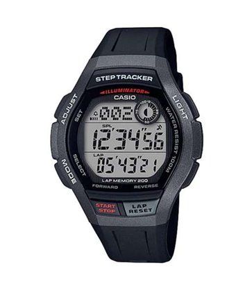 Часы Casio Sports WS-2000H-1AVEF