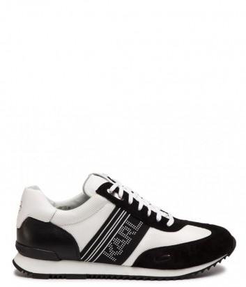 Мужские кроссовки Karl Lagerfeld KL51926 черно-белые