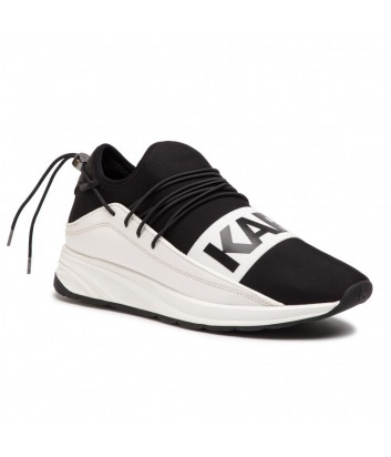 Мужские кроссовки Karl Lagerfeld KL51145 черно-белые