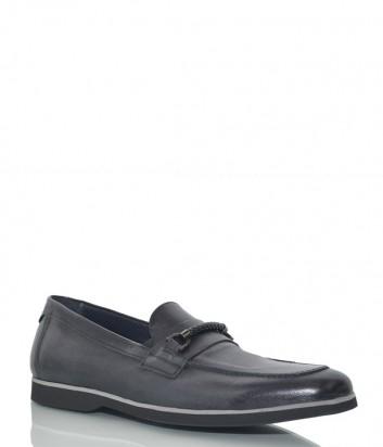 Кожаные туфли Mario Bruni 963 черные