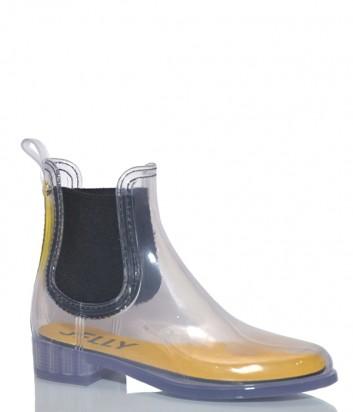 Прозрачные ботинки Lemon Jelly TESS с ароматом лимона