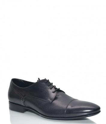Кожаные туфли Fabi 5570 черные