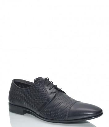 Кожаные туфли Fabi 6600 черные