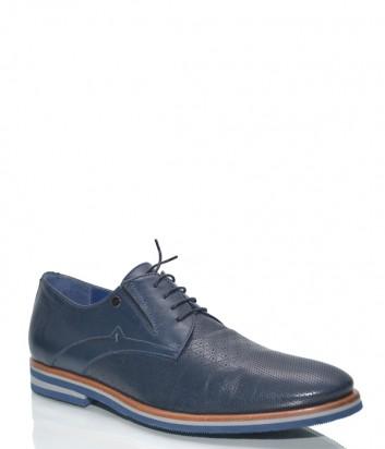 Кожаные туфли Mario Bruni 58581 синие