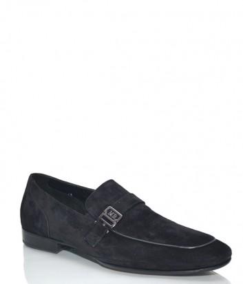 Замшевые туфли Mario Bruni 53364 черные