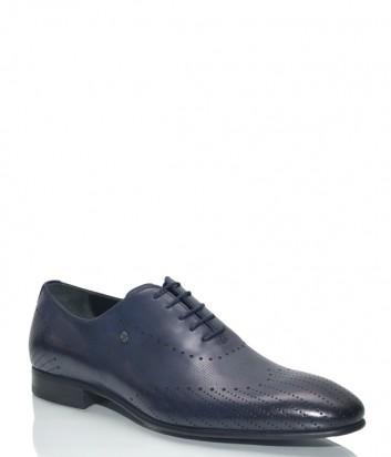Кожаные туфли Roberto Serpentini 53625 синие