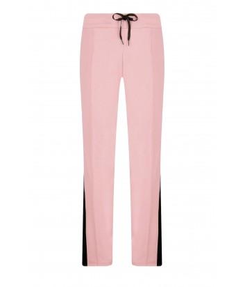 Спортивные брюки ICE PLAY B101P453 розовые с логотипом