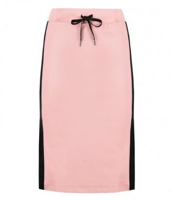 Розовая юбка ICE PLAY C071P453 с логотипом