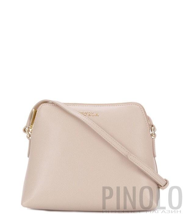 a341f08b74e1 Поясная сумка Michael Kors Mott в гладкой коже нежно-розовая - купить в  Интернет-магазине PINOLO