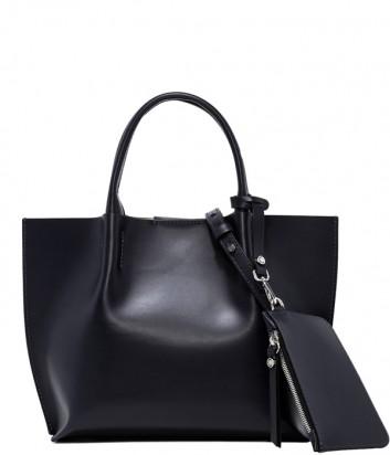 Сумка-шоппер Gianni Chiarini 6107 в гладкой коже синяя