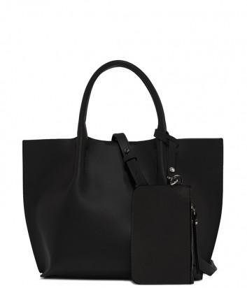Сумка-шоппер Gianni Chiarini 6107 в гладкой коже черная
