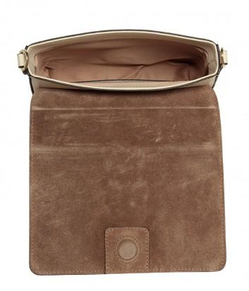 Цветная сумка через плечо Gianni Chiarini 6755 декорирована кристаллами