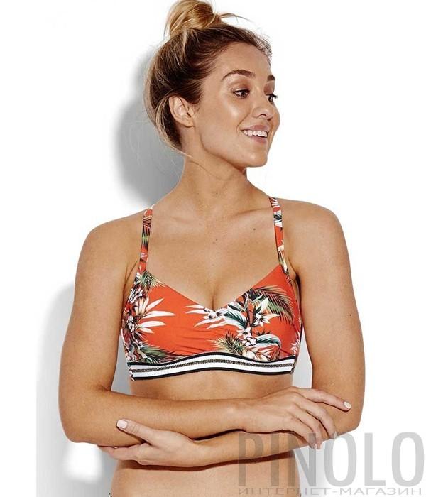 890561c911289 Купальный лиф-бандо Seafolly 30161-065 малиновый - купить в Интернет-магазине  PINOLO