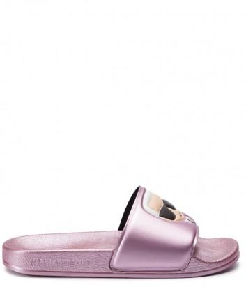 Шлепанцы Karl Lagerfeld KL80905 розовые