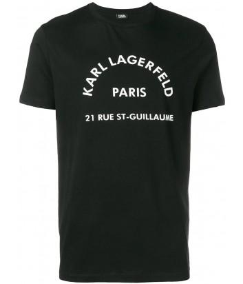 Футболка Karl Lagerfeld 755059 черная