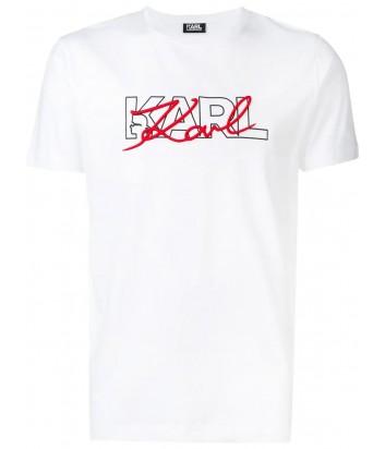Футболка Karl Lagerfeld 755042 белая