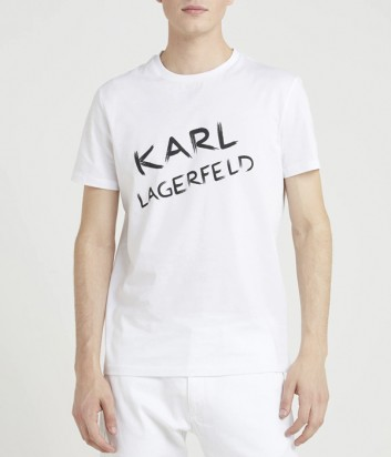Футболка Karl Lagerfeld 755062 белая