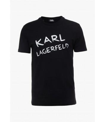 Футболка Karl Lagerfeld 755062 черная
