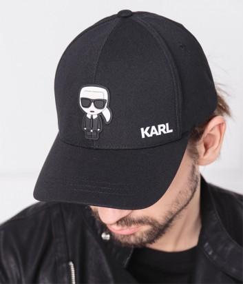 Кепка Karl Lagerfeld 805610 черная