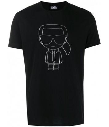 Футболка Karl Lagerfeld 755063 черная