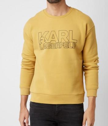 Свитшот Karl Lagerfeld 582906 желтый