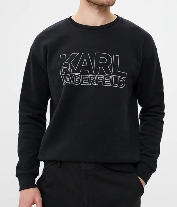 Свитшот Karl Lagerfeld 582906 черный
