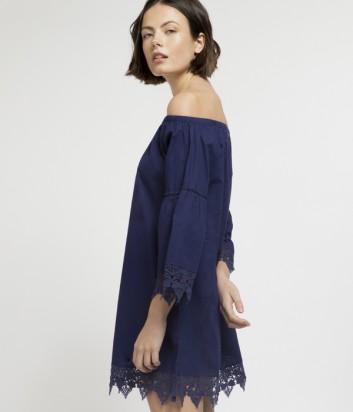 Платье Gisela 22062 синее
