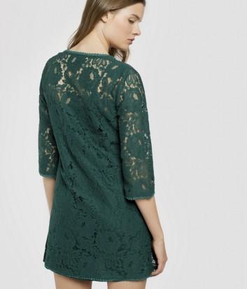 Пляжное платье Gisela 22053 изумрудное