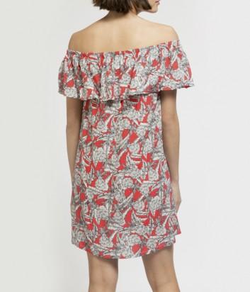 Платье Gisela 22061 с ярким принтом
