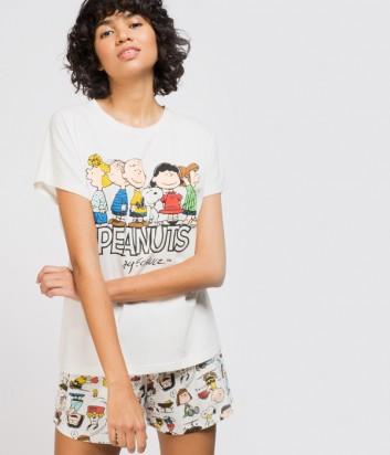Домашний комплект Gisela 21587 футболка и шорты