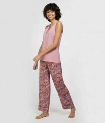 Домашний комплект Gisela 31577 майка и штаны