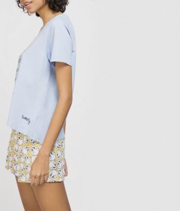 Домашний комплект Gisela 21591 футболка и шорты