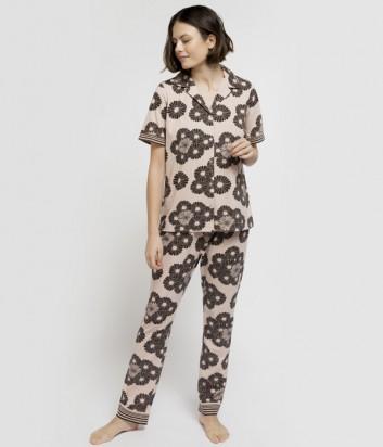 Домашний комплект Gisela 31569 рубашка и брюки