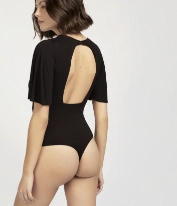 Боди-блуза Gisela 30201 черное