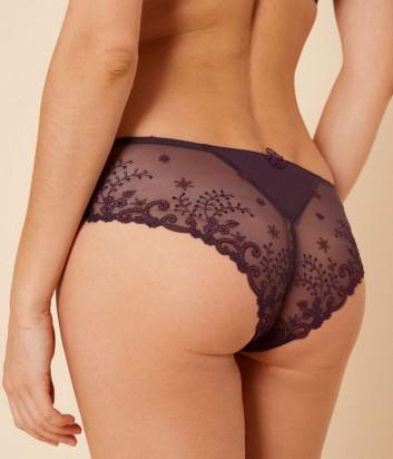 Шортики Simone Perele Delice 12X630 пурпурные