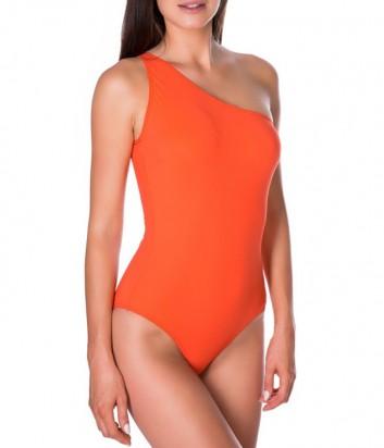 Цельный купальник BIP BIP 19BU на одно плечо оранжевый