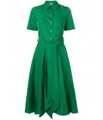 Платье P.A.R.O.S.H. Patricy 722454 зеленое