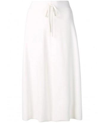 Белая юбка P.A.R.O.S.H. Running 560542 с полосками