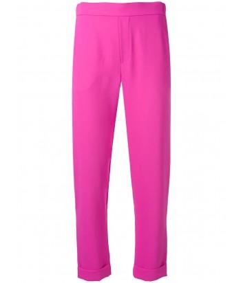 Укороченные брюки P.A.R.O.S.H. Panterya 230162 розовые