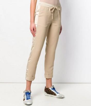 Спортивные брюки P.A.R.O.S.H. Poseidy 230218 бежевые